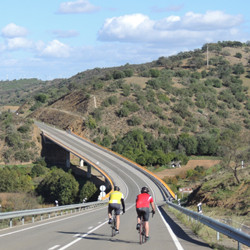 Cycling Holidays Abroad: Road Tour Algarve Portugal