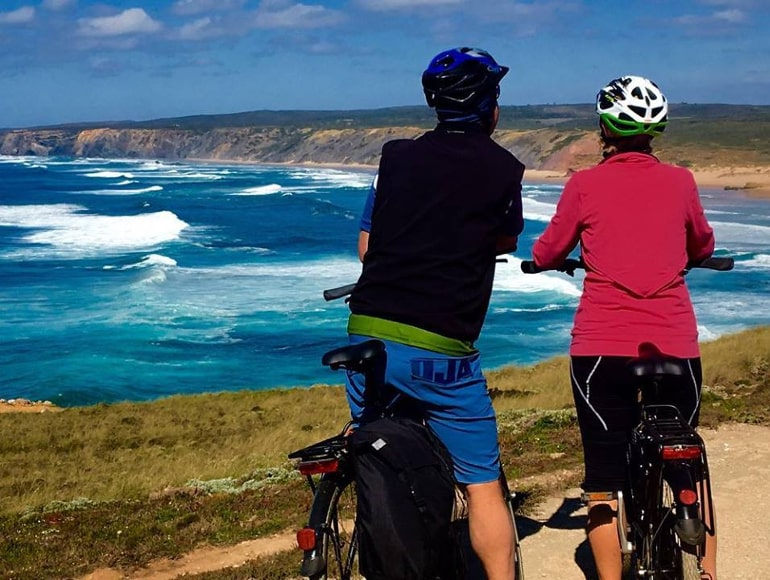 Cycling Holidays, west coast