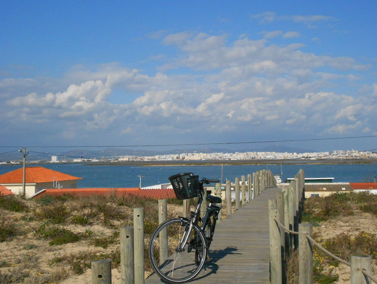 Sights of Ria Formosa in Algarve, do you holidays in Portugal Algarve | MegaSport Travel