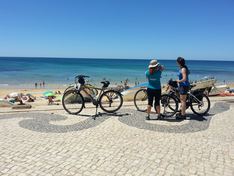 Near the sea tours and cycling the Algarve | MegaSport Travel
