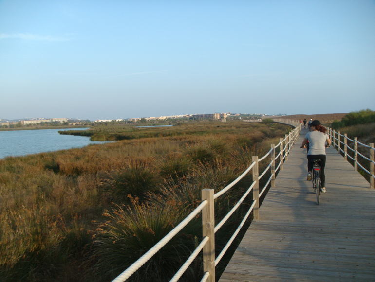 Touring in the nature in a Algarve Bike Tour | MegaSport Travel