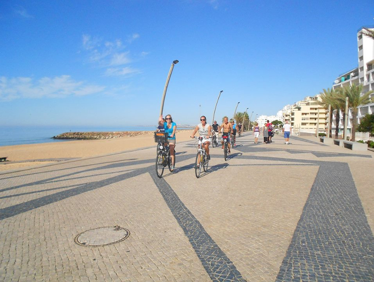 Bike Tour Vilamoura