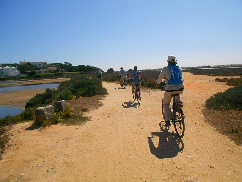 Bike Tour Ria Formosa