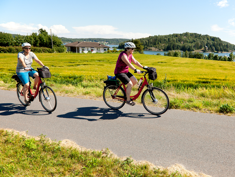 Oslo Bike Tour in Norway: sights | MegaSport Travel