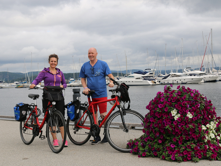 Bicycling tour in Norway | MegaSport Travel