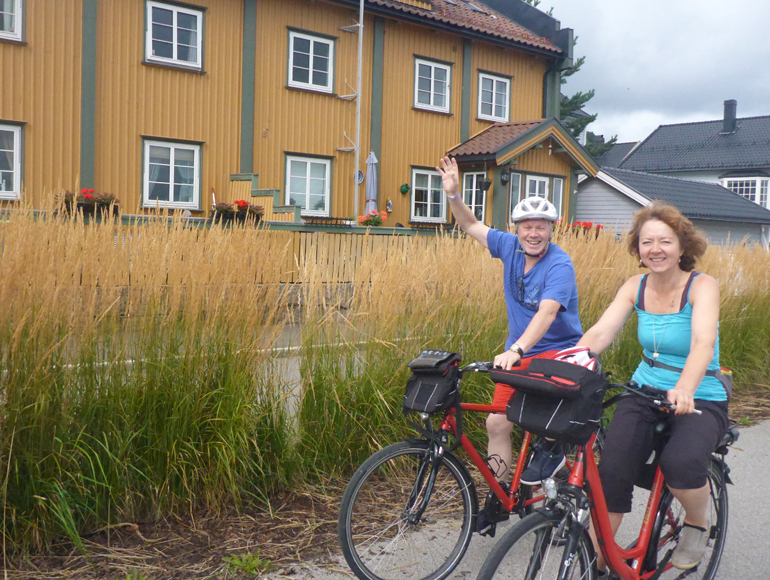 Touring in Oslo, cycling adventures in Norway Bike Tours | MegaSport Travel