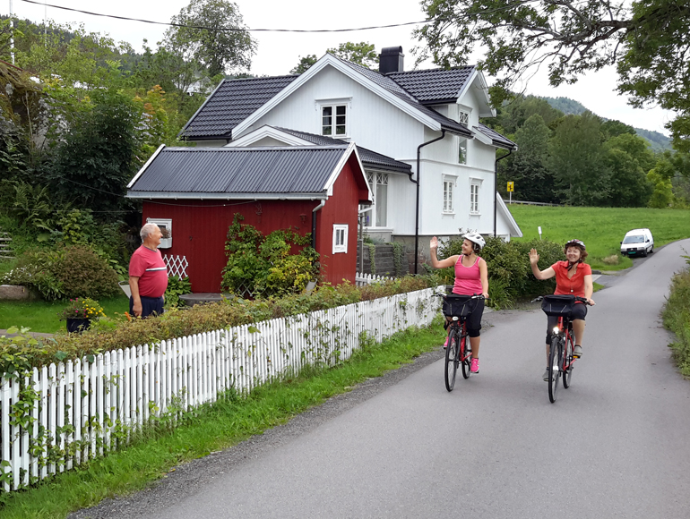 Tours for cycling in Oslo, Norway Bike Tours | MegaSport Travel
