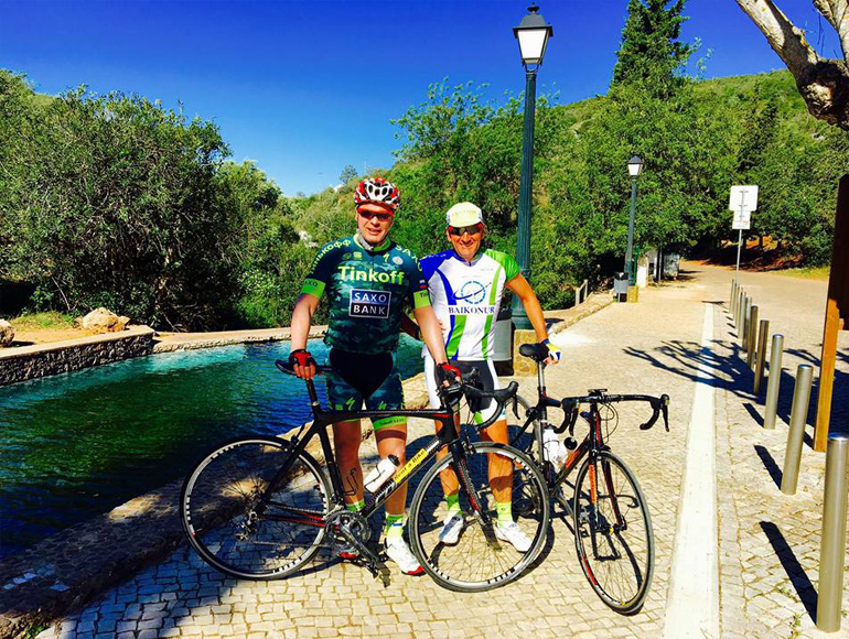 Cycling in Alte, Algarve: cycling Holidays Abroad | MegaSport Travel