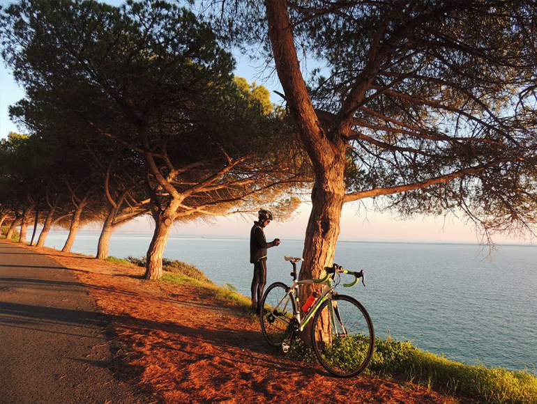 Best cycling tours in the world in Backroads Bike Trips in Algarve | MegaSport Travel
