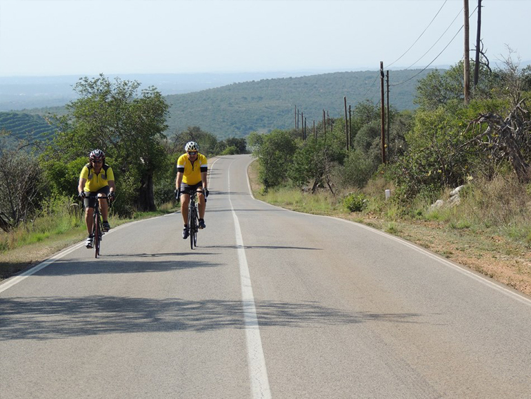 Road cycling tours in Cycling Holidays Abroad in the Algarve | MegaSport Travel