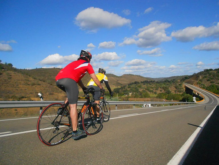 Road cycling tours in Algarve, best things to do in Portugal Algarve | MegaSport Travel
