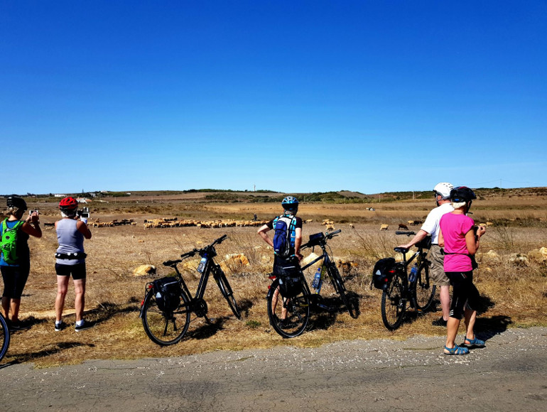 Cycling Sagres to Lagos