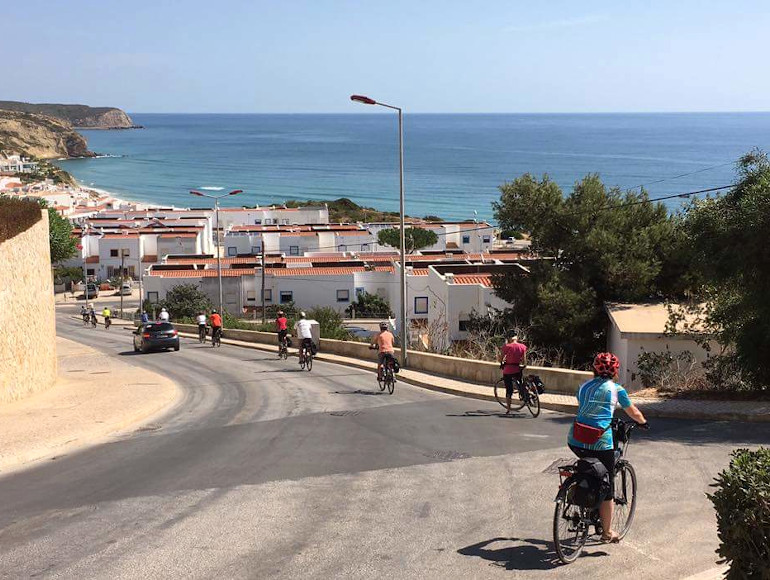 Cycling Holidays Salema