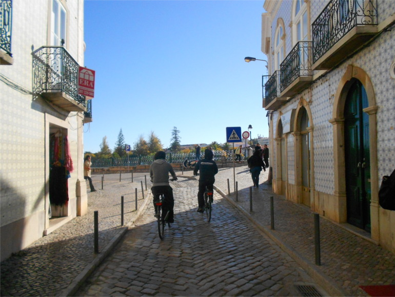 Cycling Holidays Tavira
