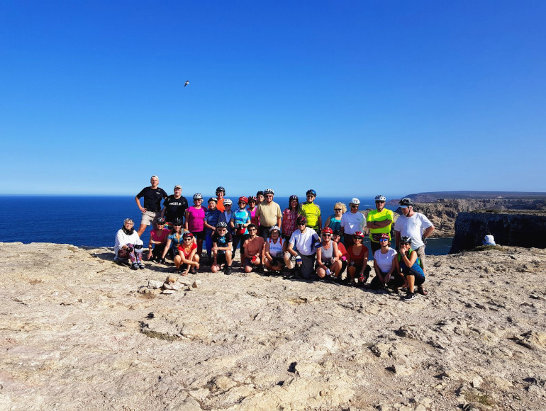 Guided Cycling tour Sagres