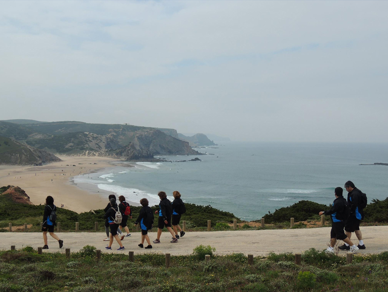 Sights of Algarve Beaches: Hiking in the Algarve | MegaSport Travel