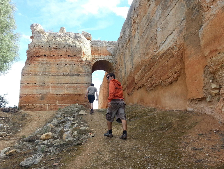 Sights and ruins in Algarve; Hinking Algarve Portugal | MegaSport Travel